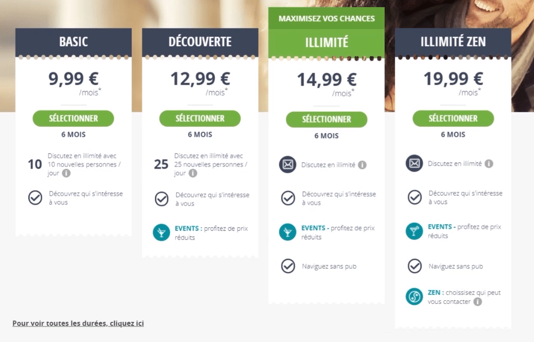rencontres Apps Deutschland
